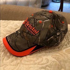 Accessories - Bristol Motor Speedway NASCAR Cap!